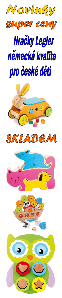 Bimboland - hračky pro všechny děti